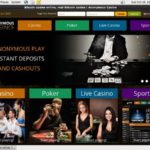 Anonymous Casino Mobile Payment