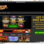 Atlantis Gold How To Register