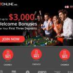 Betonline 1st Deposit Bonus