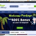 Bingo Chimp Bonus Slots