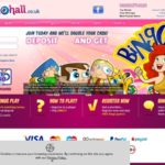 Bingo Hall Free Spins No Deposit