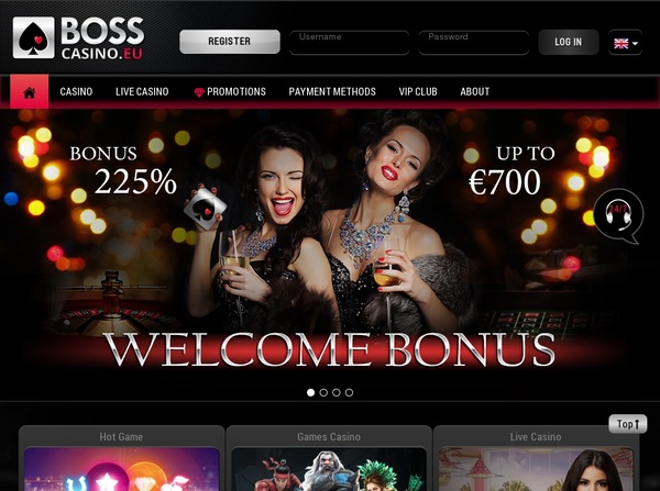 Boss Casino Sports Betting