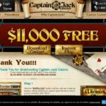 Captain Jack Casino Joining Offer