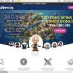 Casinoheroes Dot Pay