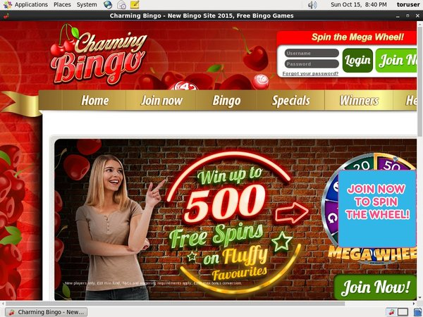 Charming Bingo Best Casino