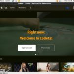 Codeta Uk Site