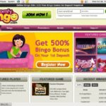 Comfy Bingo Web Money