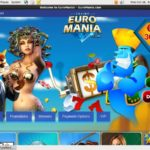 Euro Mania 50 Free Spins