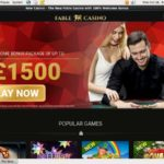 Fable Casino Sign Up Offer