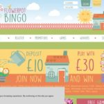 Flower Pot Bingo Sign Up Bonus