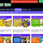 Freaky Aces Pay Pal Deposit