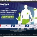 Get Vernons Sports Free Bet
