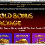 Gold Club Casino Limited Deal
