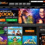 Grand Wild Casino Cash Back