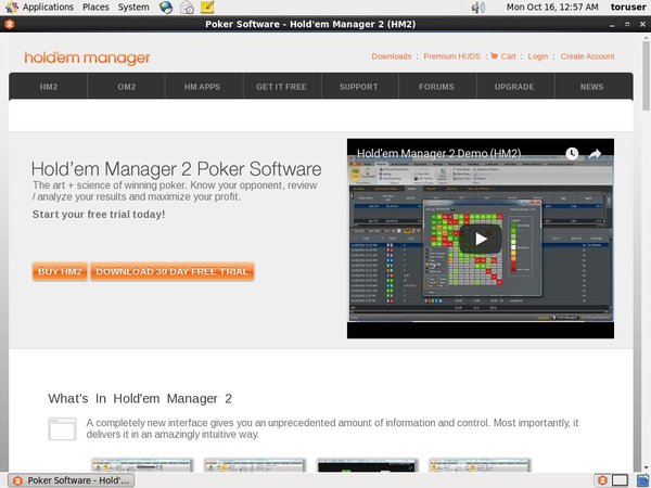 Holdemmanager Free Play