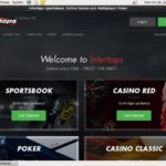 Intertops Casino Login