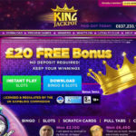 Kingjackpot Poker Review