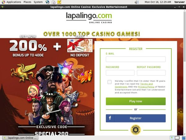 Lapalingo Scratch Cards