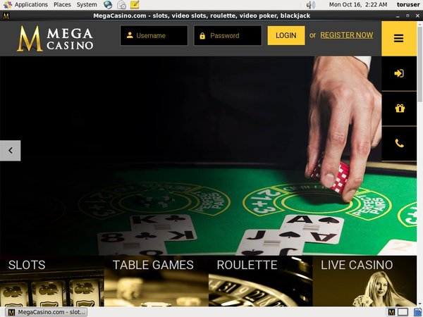 Mega Casino казино