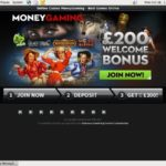 Moneygaming Deposita