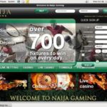 Naija Gaming Welcome Bonus No Deposit