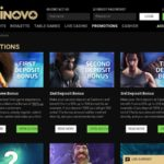 New Casinovo Promotions