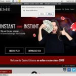 No Deposit Bonus Casinoextreme