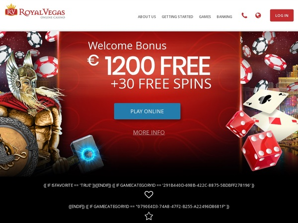 Offer Royalvegascasino