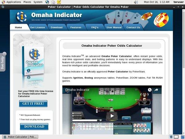 Omaha Indicator 100 Bonus