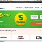 Ozlotteries Paypal Account