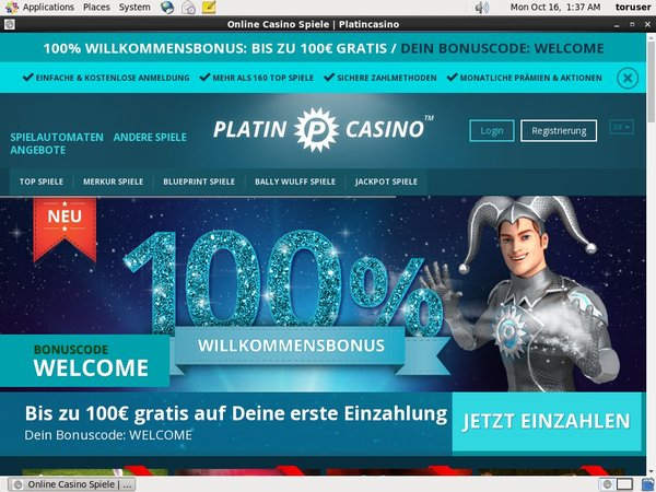 Platincasino Best Bingo Sites