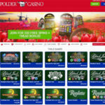 Polder Casino 寄存器