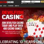 Signup Devil Fish