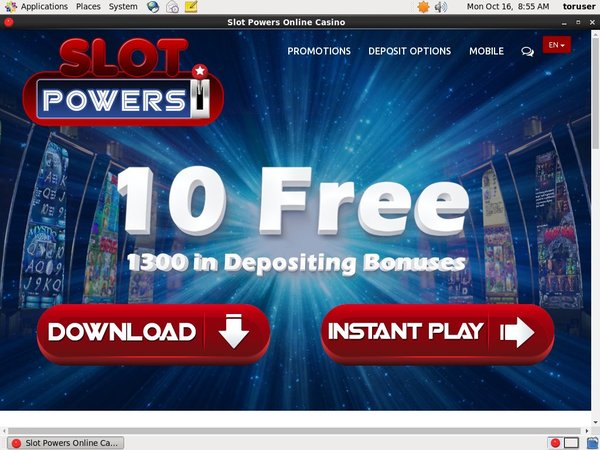 Slot Powers Top Online Casinos