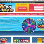 Tidy Bingo Bonus Money