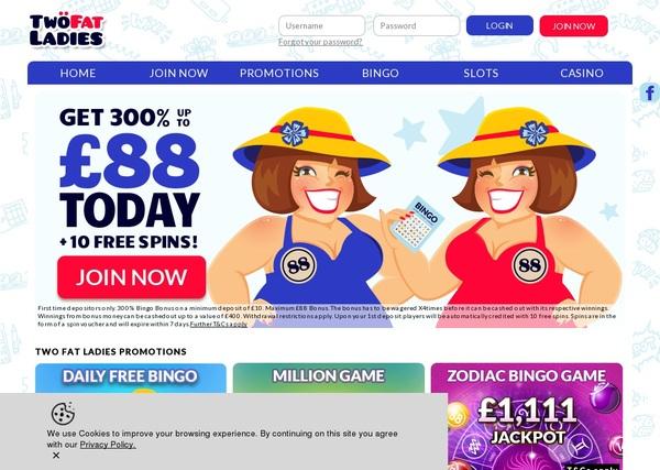 Twofatladies Online Casino Spiele