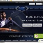 Voucher Lincoln Casino