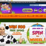 Welcome Offer Lucky Cow Bingo