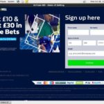 Williamhill How To Bet