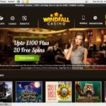 Windfall Casino Free Bets