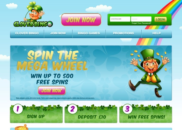 Cloverbingo Online Casino Uk