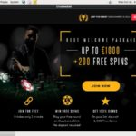 Shadow Bet Casino Website