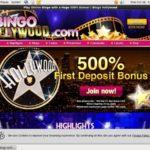 Bingo Hollywood Jackpots