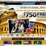 Colosseum Casino Promociones