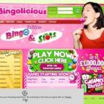 Bingolicious бонус