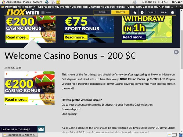 Nox Win Video Poker