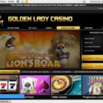 Golden Lady Casino New Player Bonus