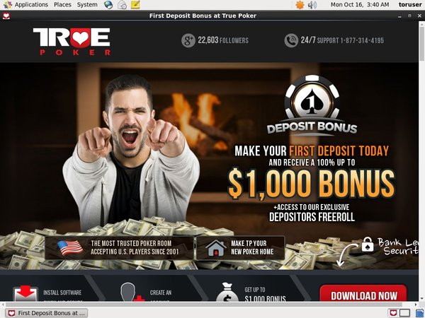 Truepoker Casino Uk