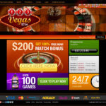 123vegaswin With Visa Card