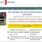 Cleeve Racing Join Bonus